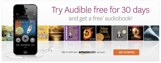 Audible-Trial